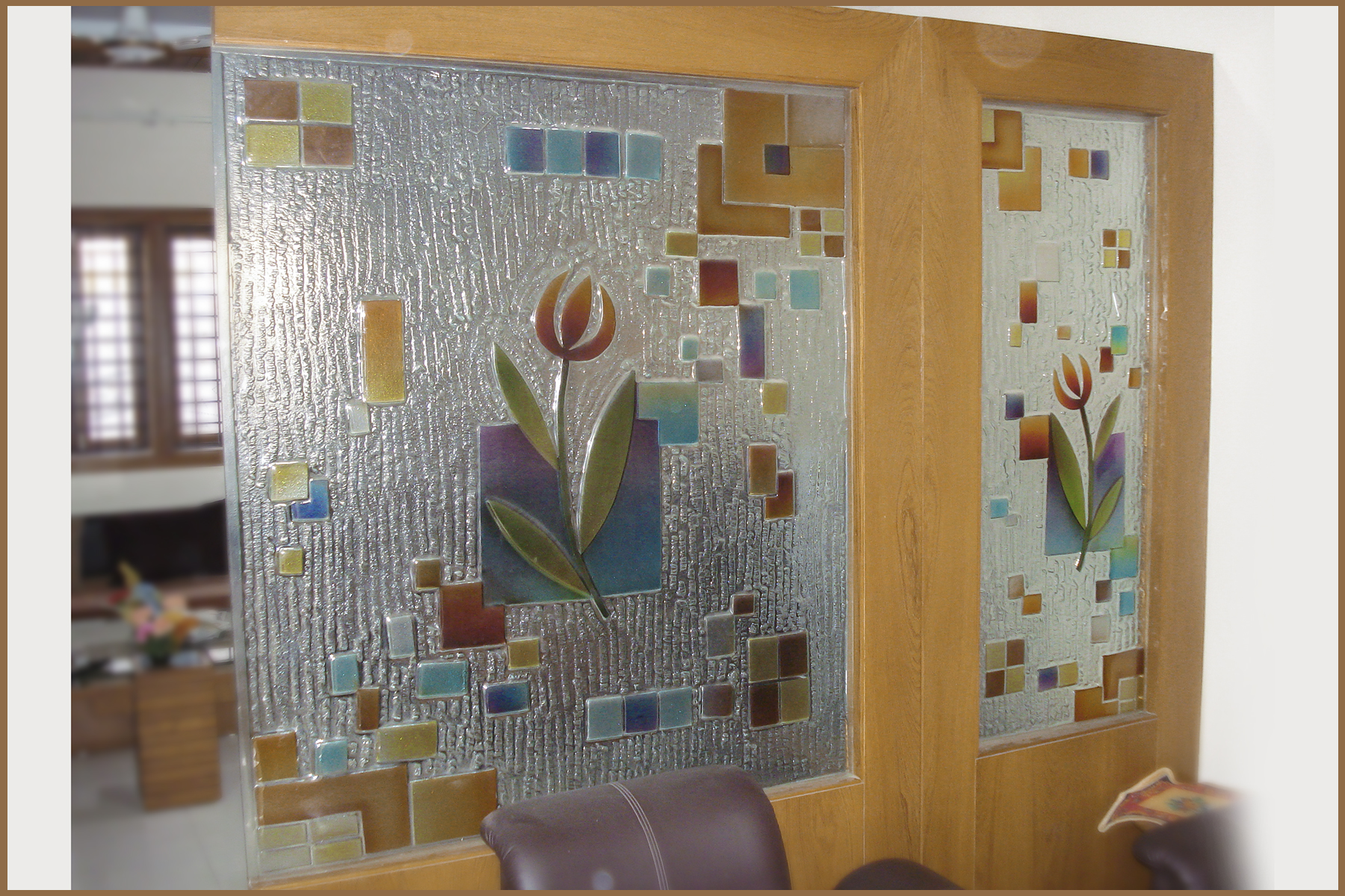 Fusion Glass Shree Rangkala Glass Design